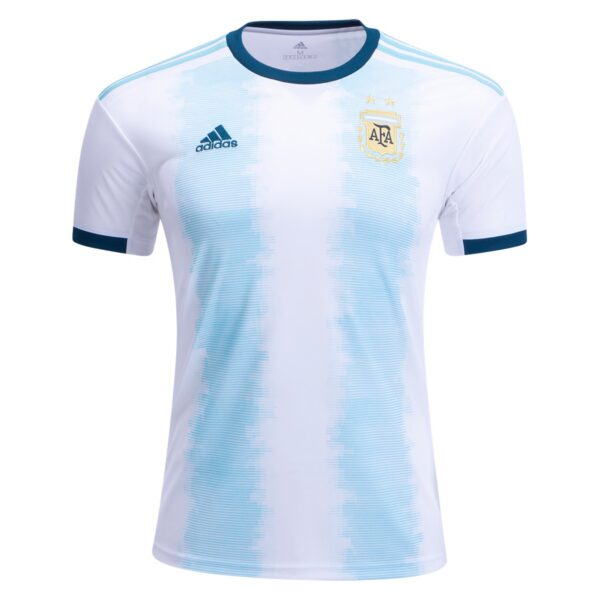 adidas Argentina MESSI Home Youth Jersey 2019