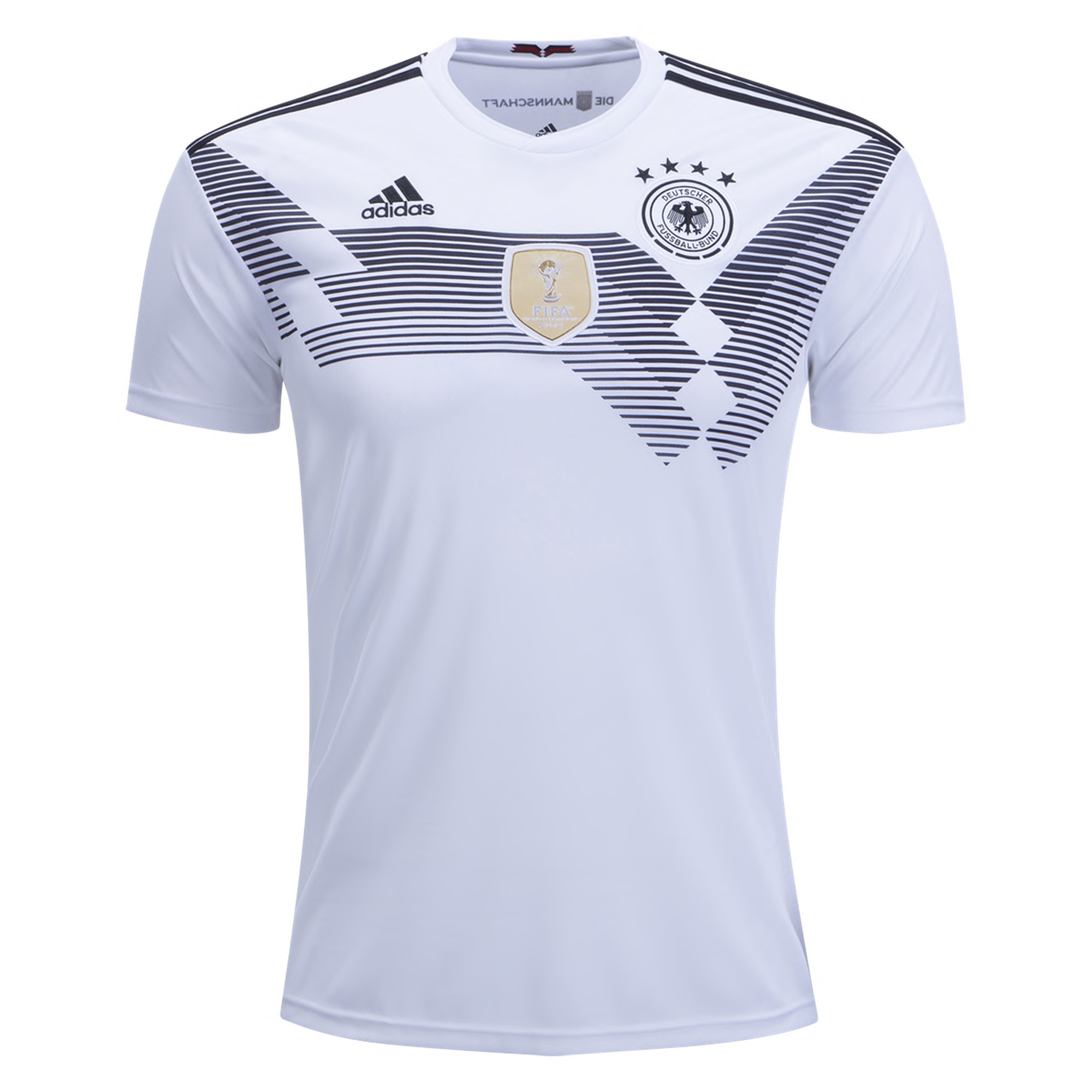 adidas Germany Home Jersey 2018