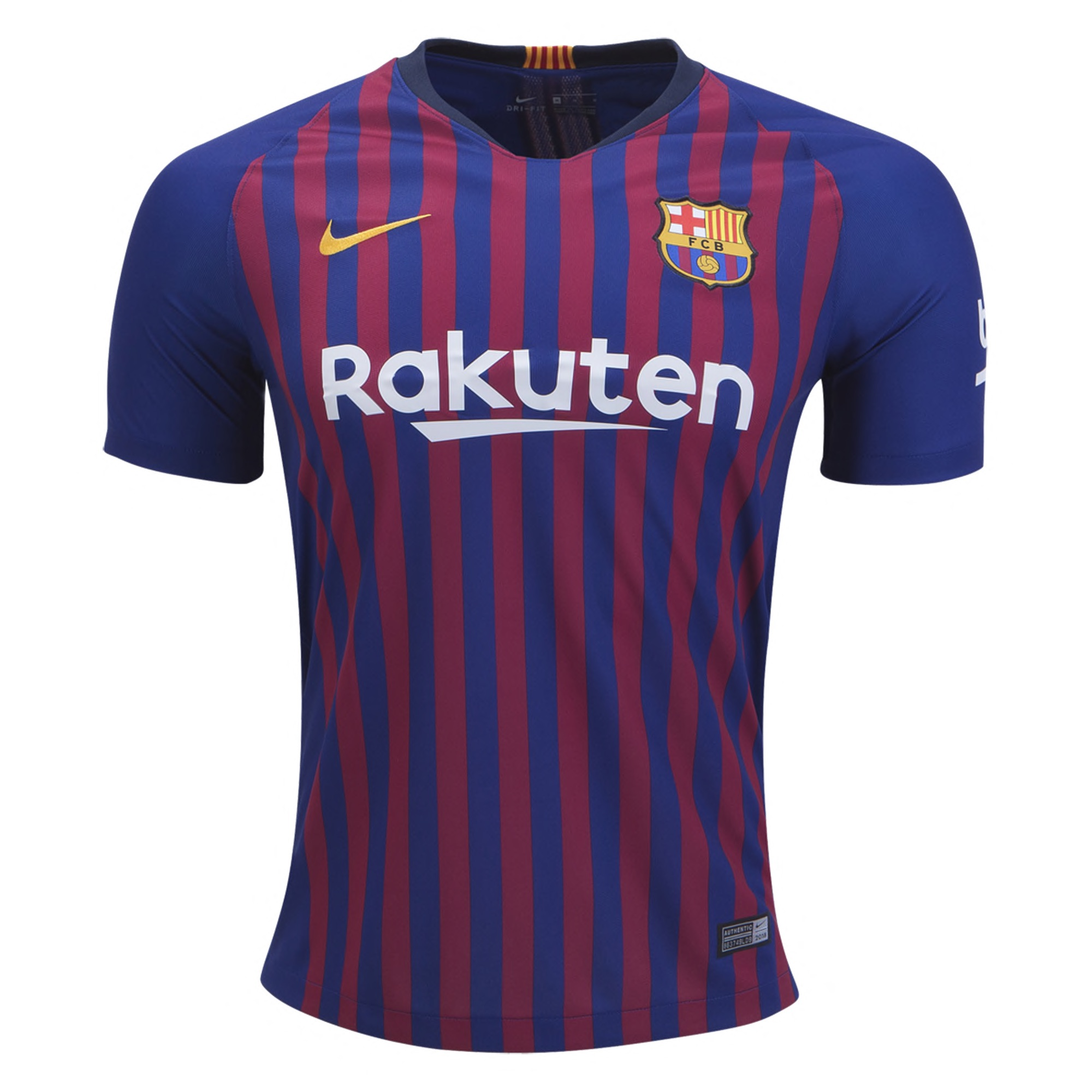 7c9f809ee Nike Lionel Messi FC Barcelona Youth Home Jersey 18 19 – madaboutsoccer