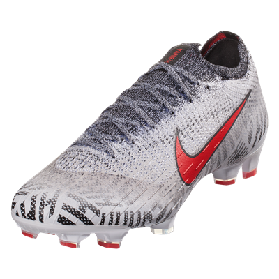 f6a6143441a Nike Mercurial Vapor XII Elite NJR FG Soccer Cleat – White Red Black