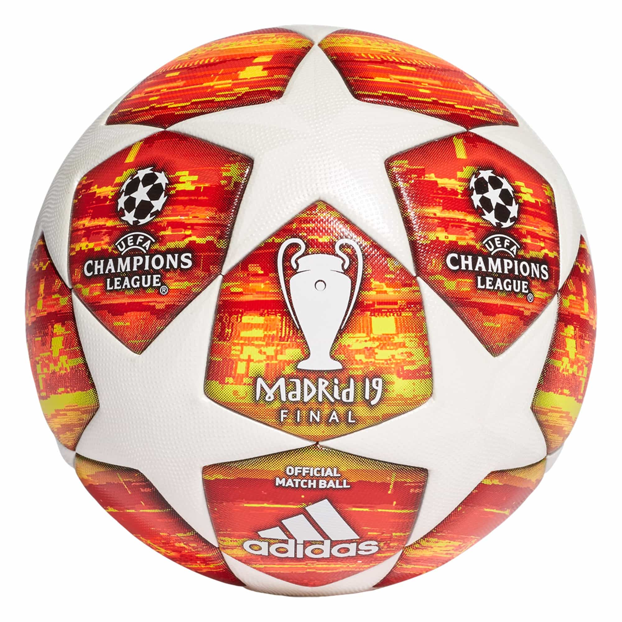 adidas Finale Madrid Official Match Soccer Ball