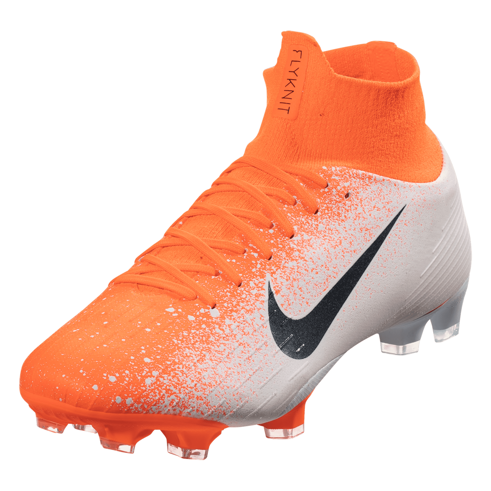 74ef63577 Nike Mercurial Superfly VI Pro FG Soccer Cleat – Hyper Crimson/Black/White