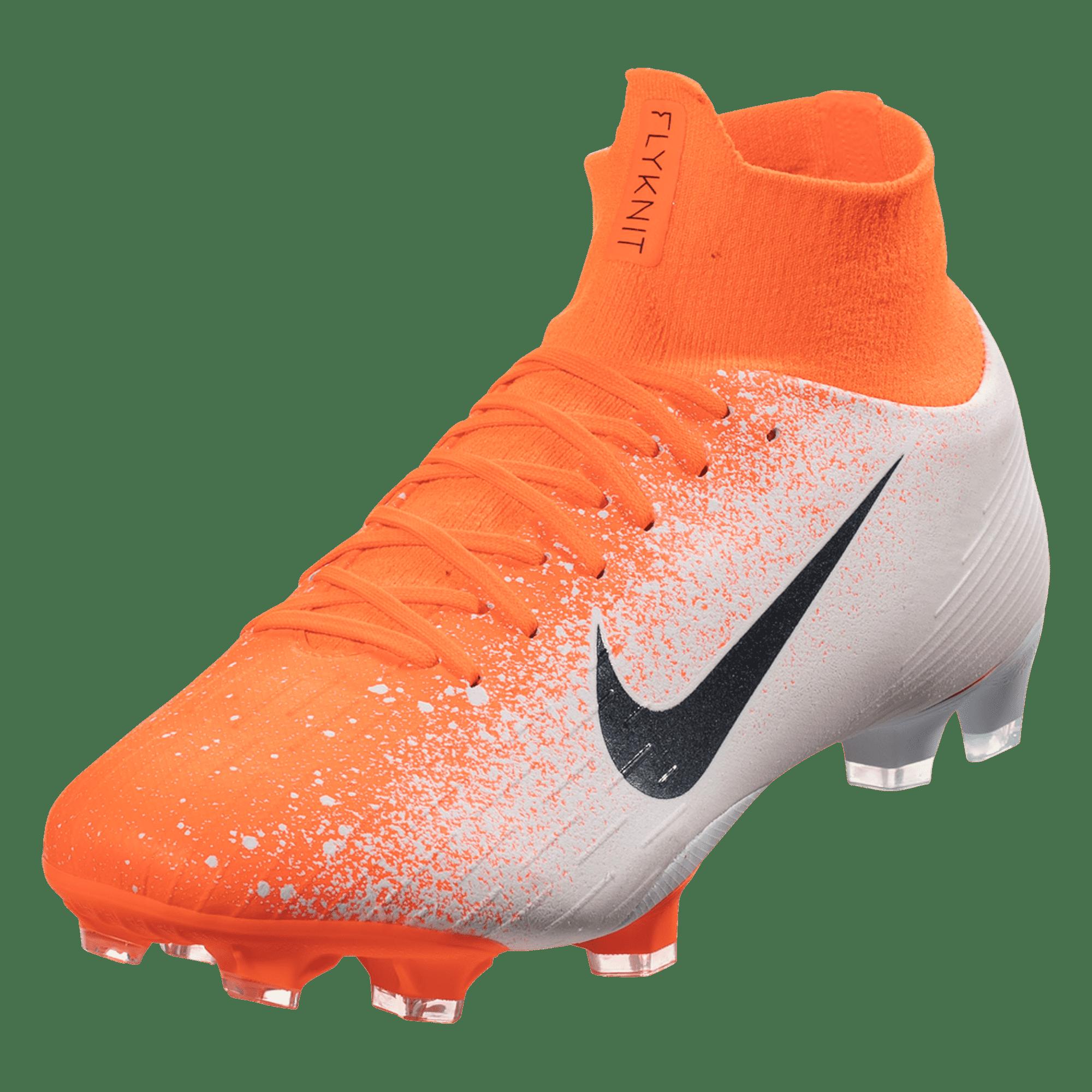 ae3d5d330 Nike Mercurial Superfly VI Pro FG Soccer Cleat – Hyper Crimson Black White
