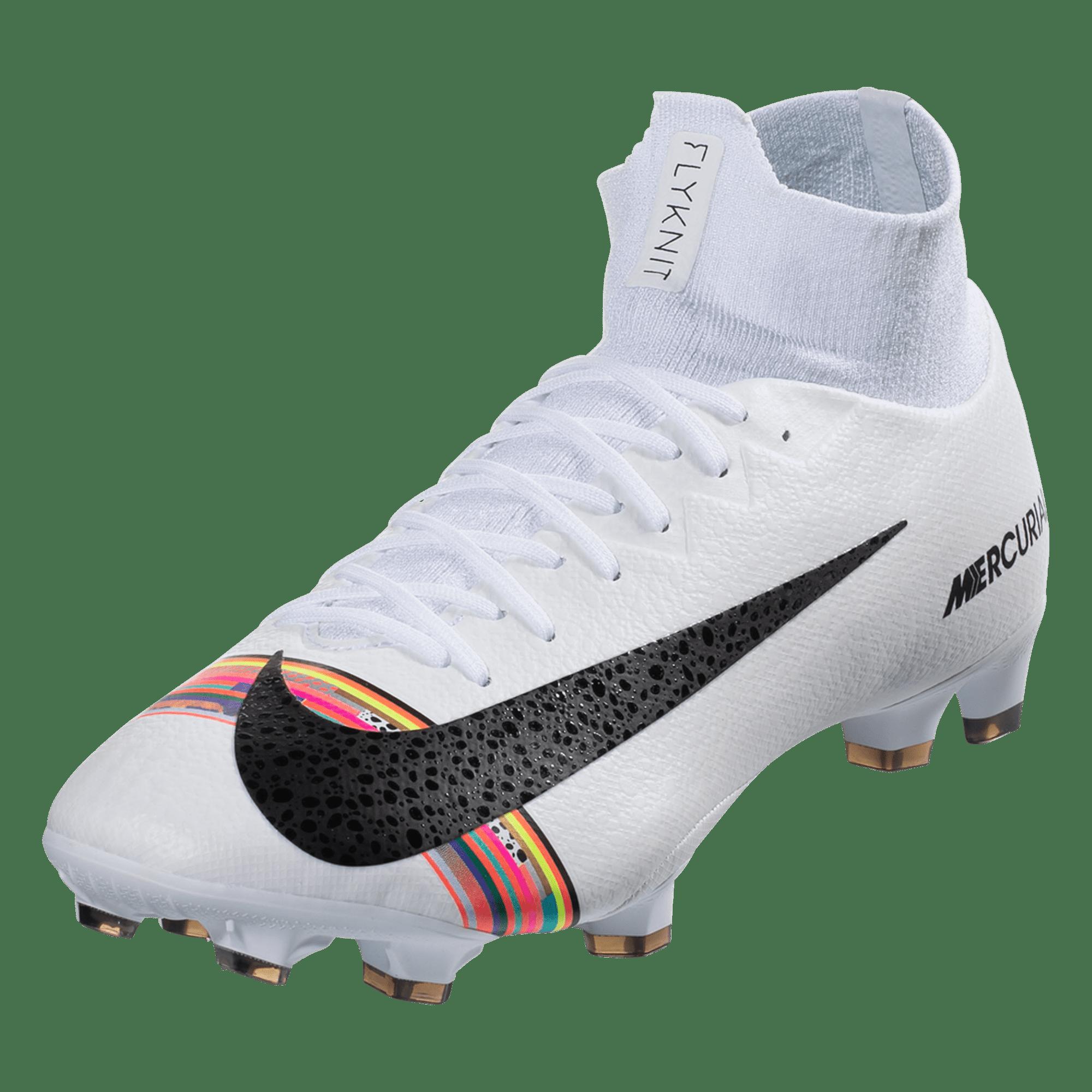 96274da49b6e Nike Mercurial Superfly VI Pro SE FG Soccer Cleat – Platinum / Black / White
