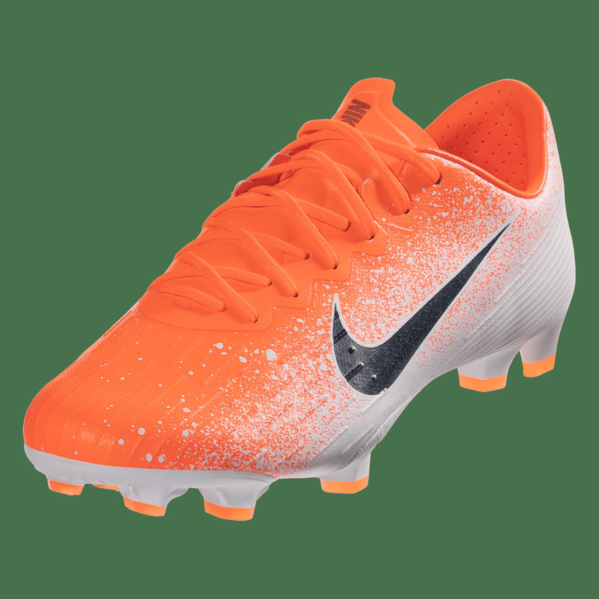 9cbfd4c6410d Nike Mercurial Vapor XII Pro FG Soccer Cleat – Hyper Crimson / Black / White