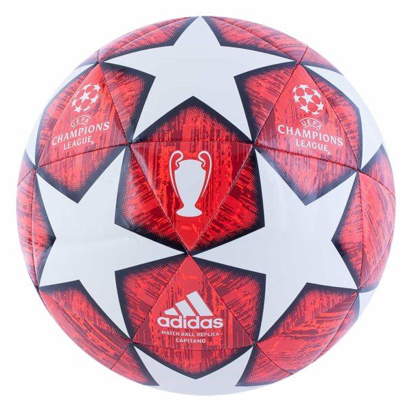 adidas Finale Madrid Capitano Soccer Ball