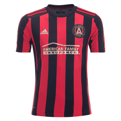 adidas Atlanta United Home Jersey 2019