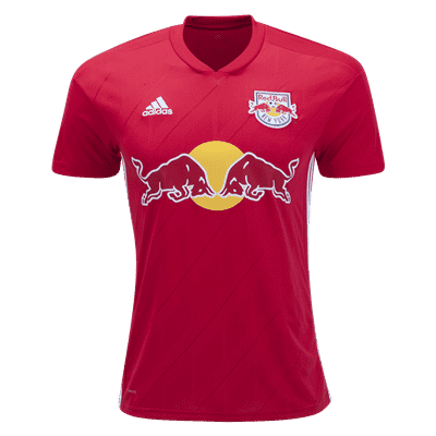 adidas New York Red Bull Away Jersey 2019