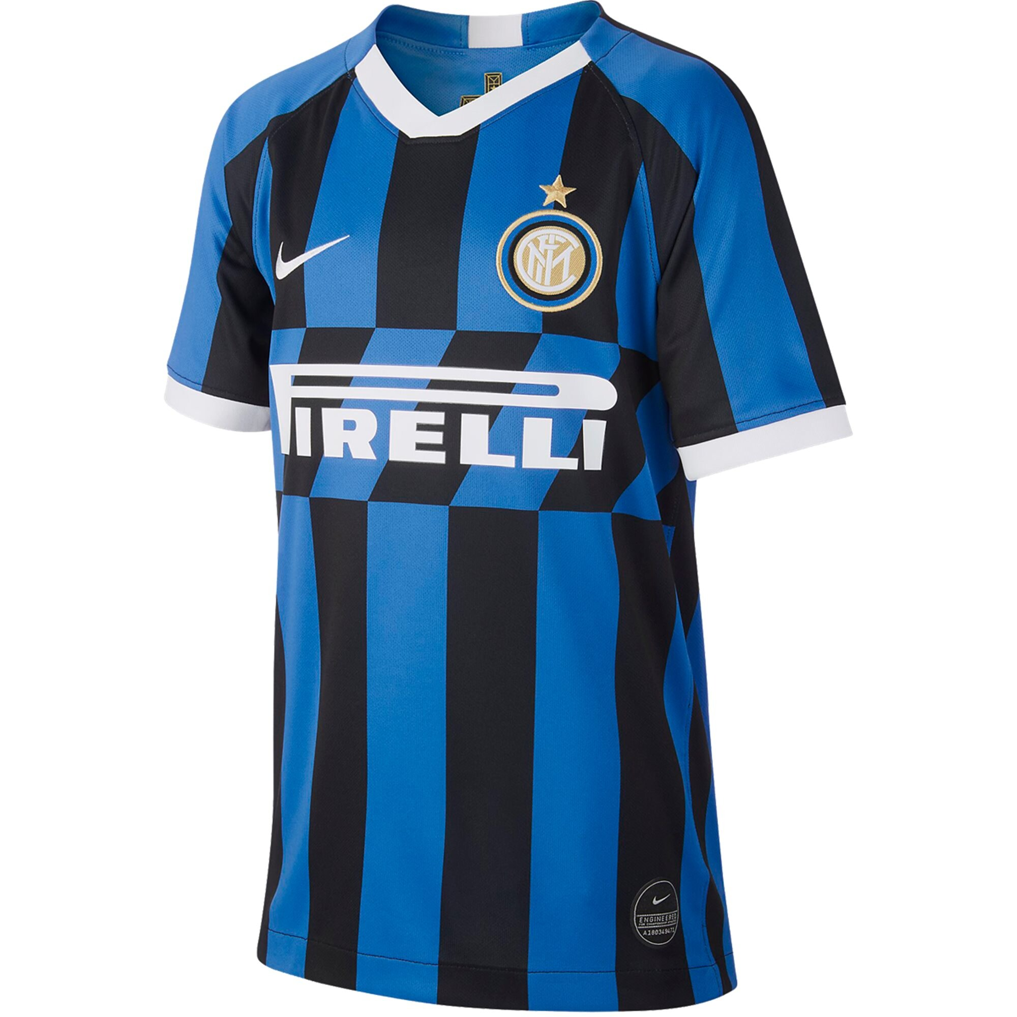 Nike Inter Milan Youth Home Jersey 19/20