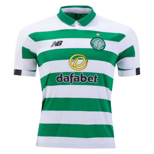 New Balance Celtic Home Jersey 19/20