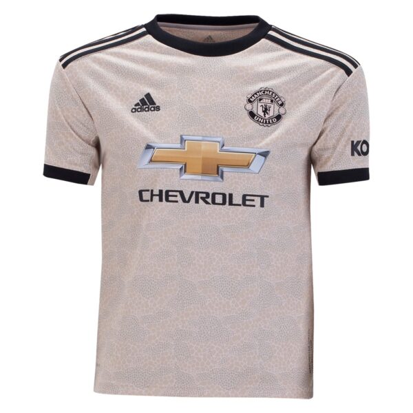 adidas Manchester United Youth Away Jersey 19/20