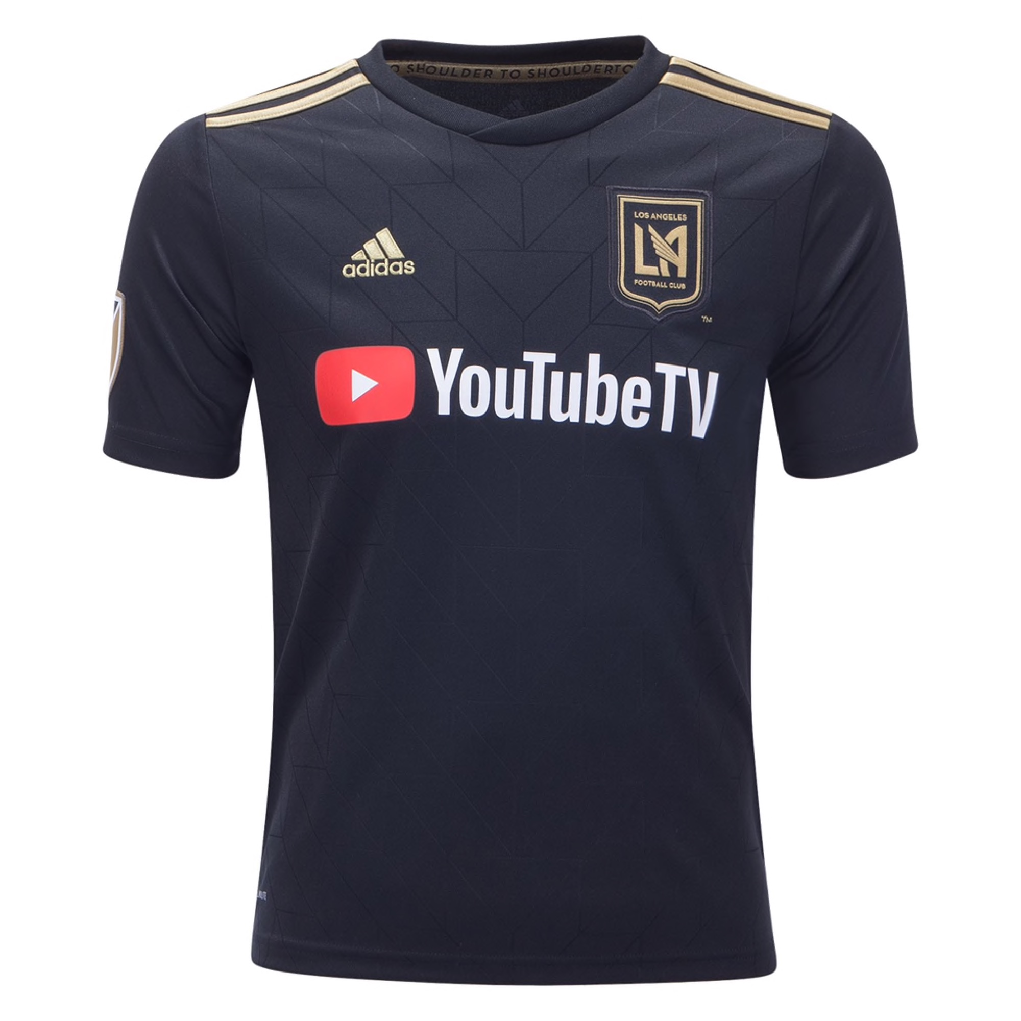 adidas LAFC Youth Home Jersey 2019
