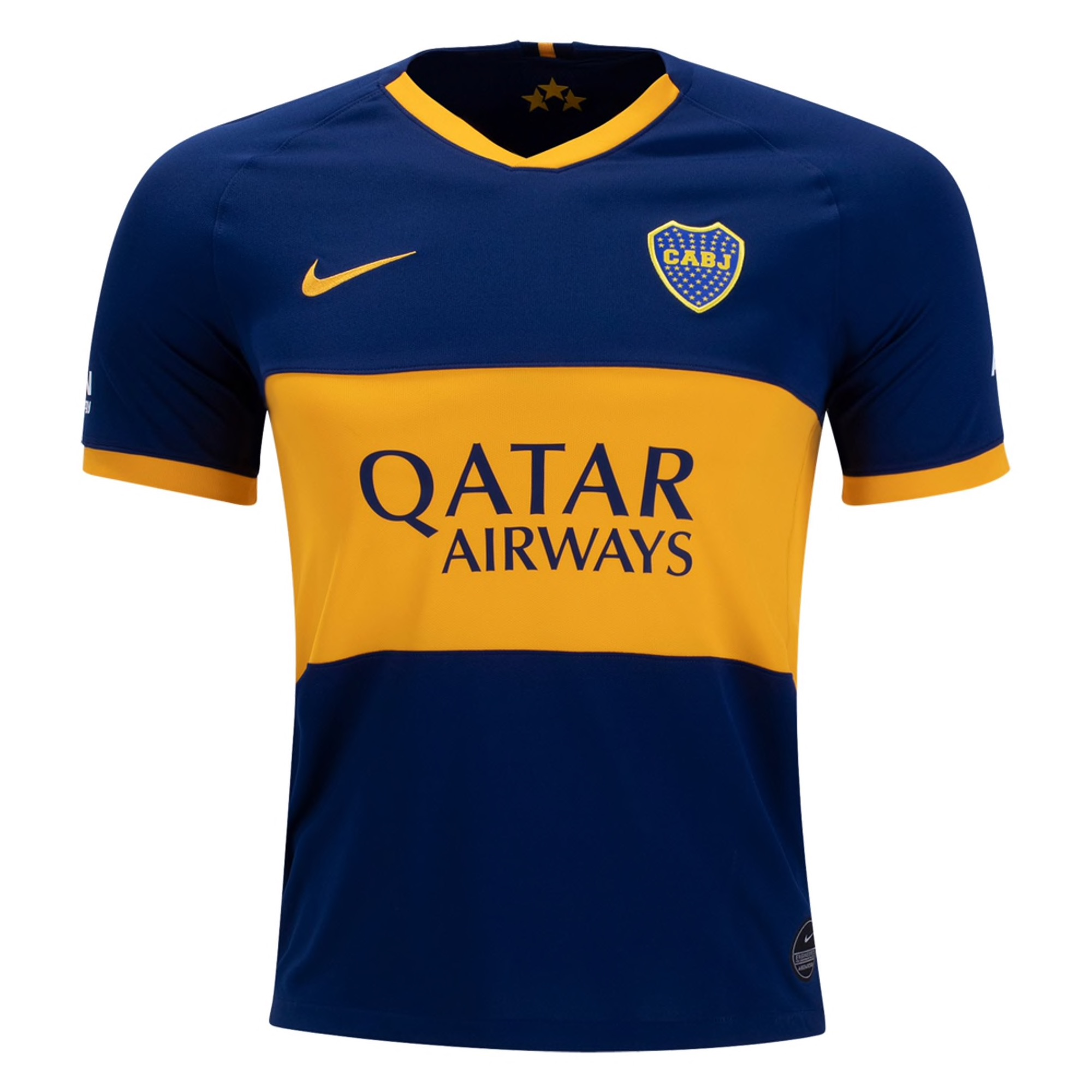 Nike Boca Juniors Home Jersey 19/20