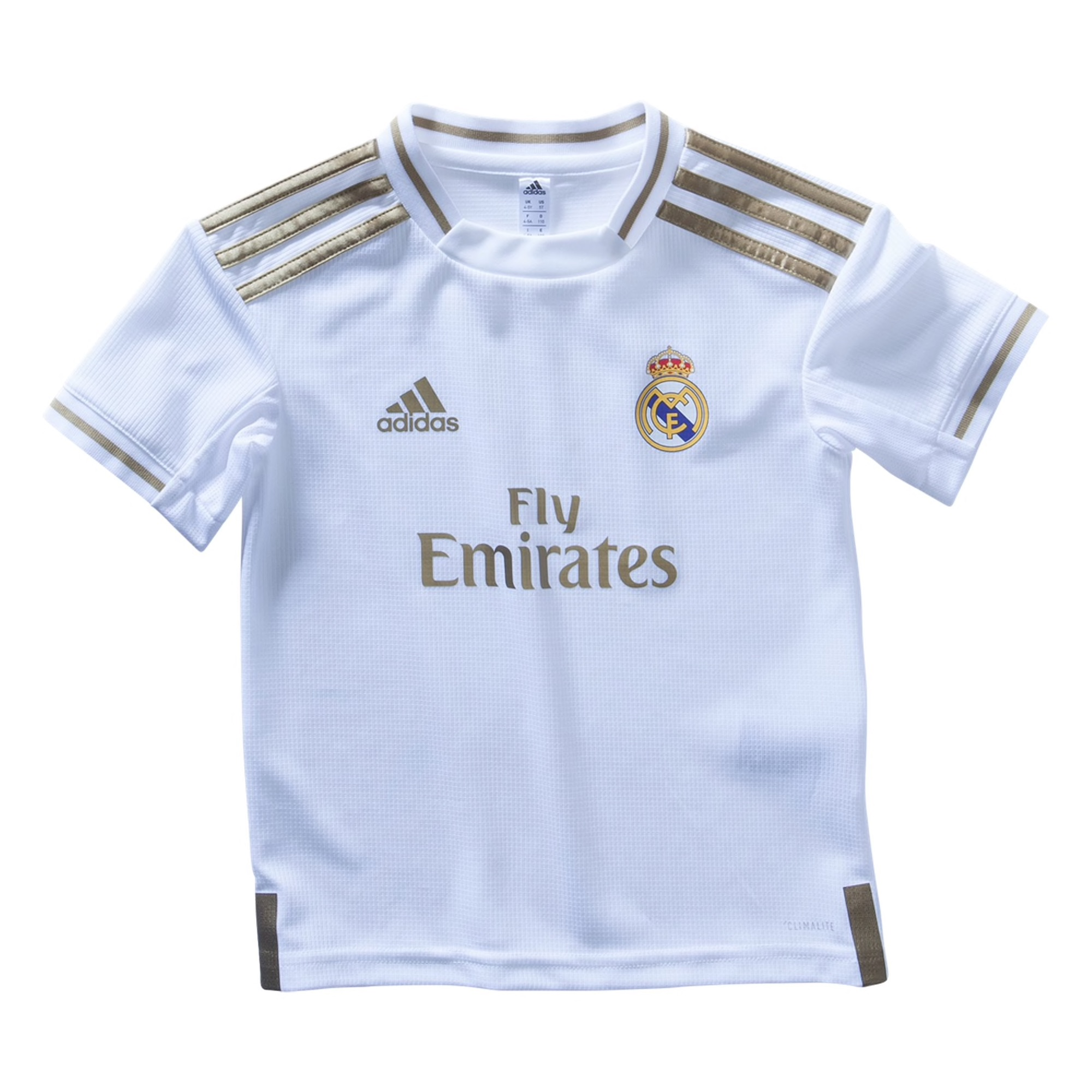 adidas Real Madrid Home Mini Kit 19/20