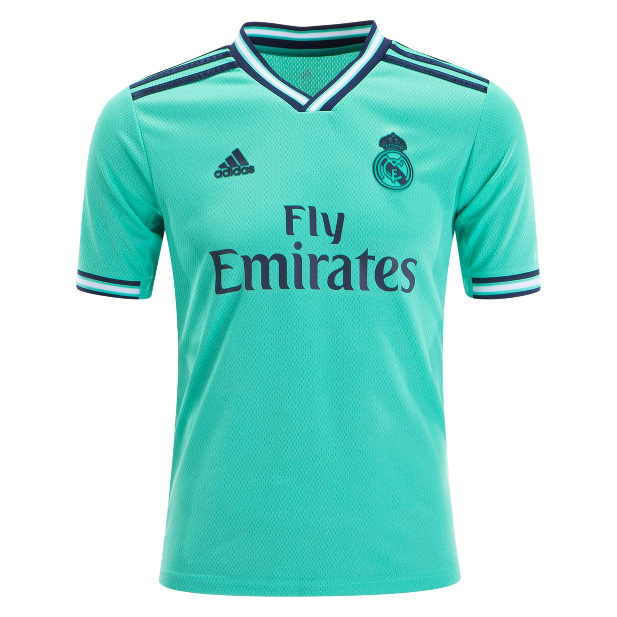 adidas Real Madrid Youth Third Jersey 19/20