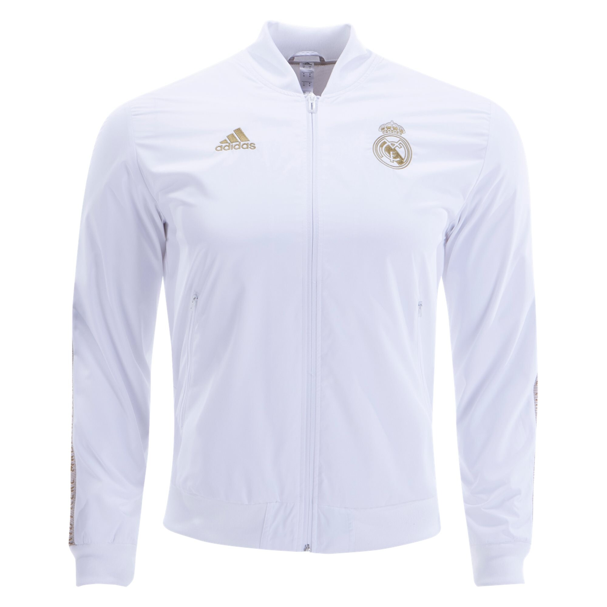 adidas Real Madrid Anthem Jacket 19/20