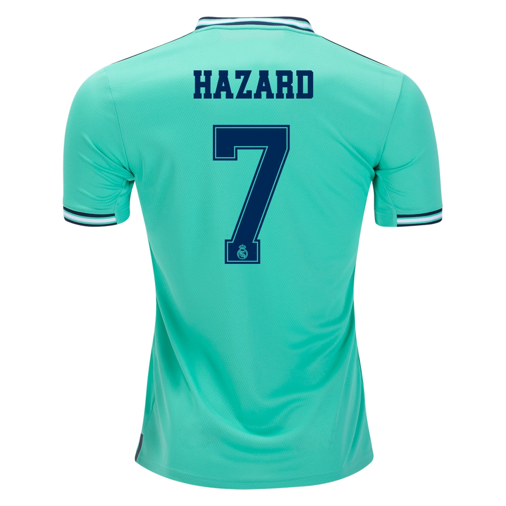 adidas Eden Hazard Real Madrid Third Jersey 19/20