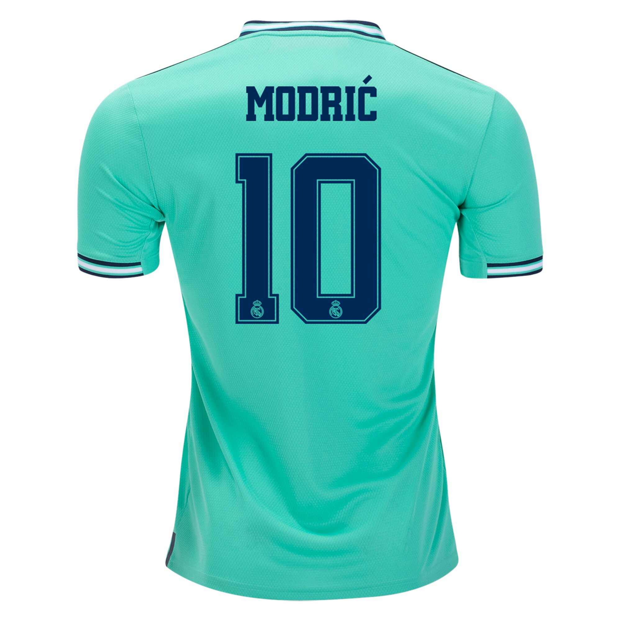 adidas Luka Modric Real Madrid Home Jersey 19/20