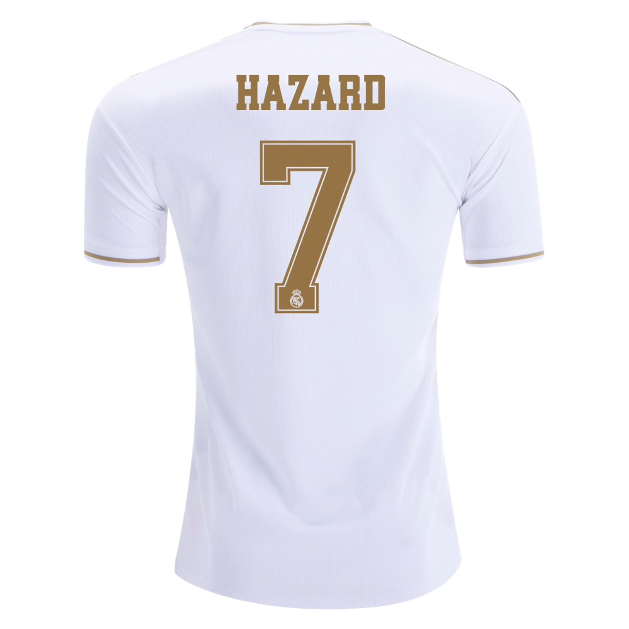 adidas Eden Hazard Real Madrid Home Jersey 19/20