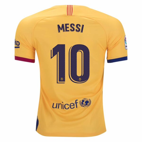 Nike Lionel Messi Barcelona Away Jersey 19/20