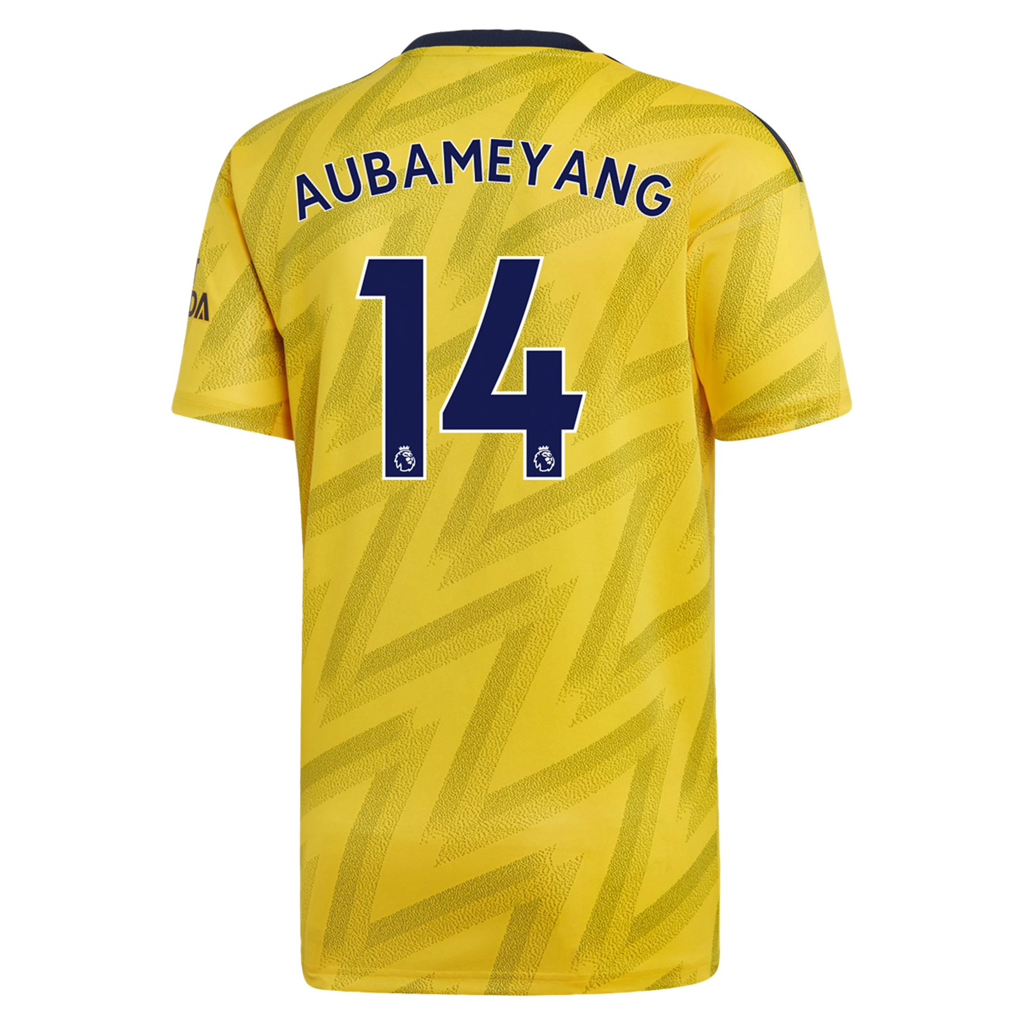 adidas Pierre-Emerick Aubameyang Arsenal Away Jersey 19/20