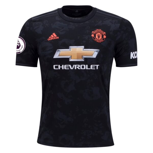 adidas Paul Pogba Manchester United Third Jersey 19/20