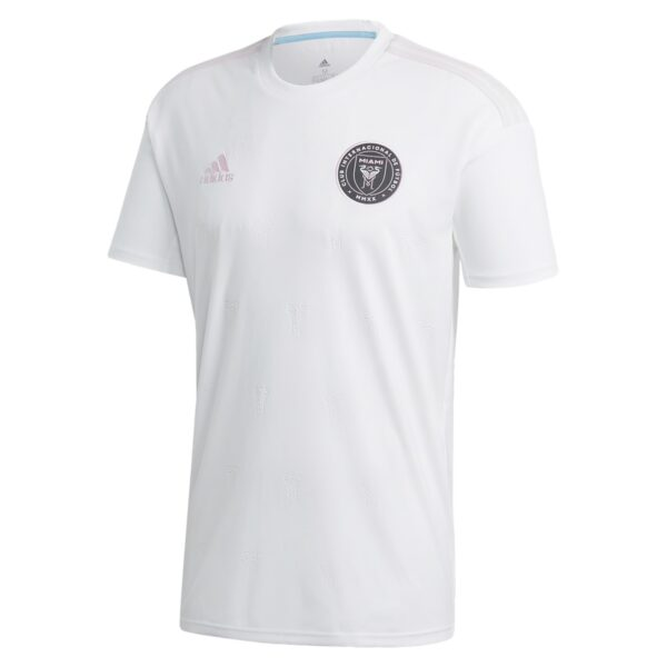 adidas David Beckham Inter Miami Youth Home Jersey 2020