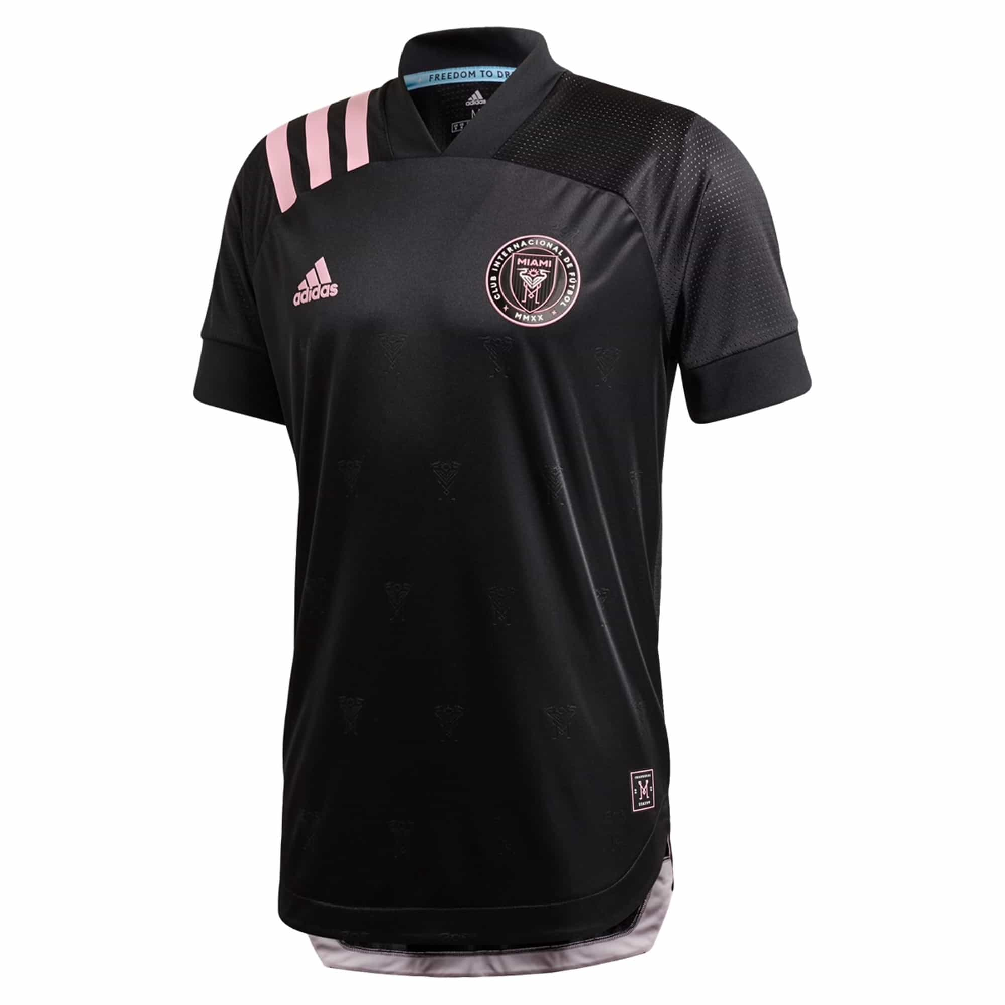 adidas Inter Miami Authentic Away Jersey 2020