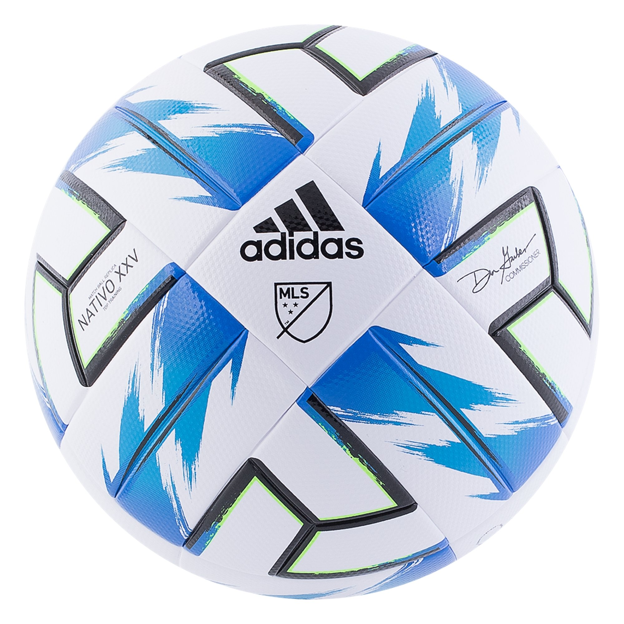adidas MLS 2020 League NFHS Soccer Ball