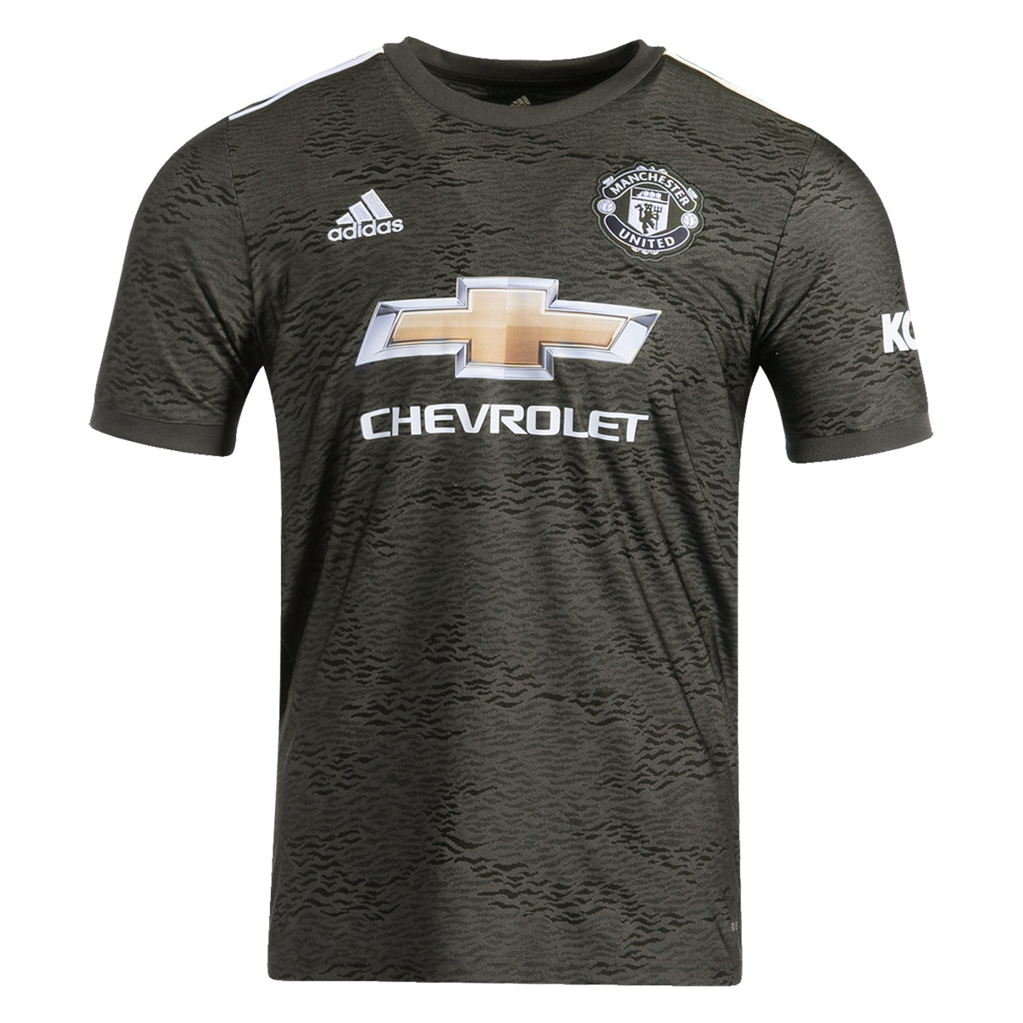 adidas Replica Manchester United Away Jersey 20/21