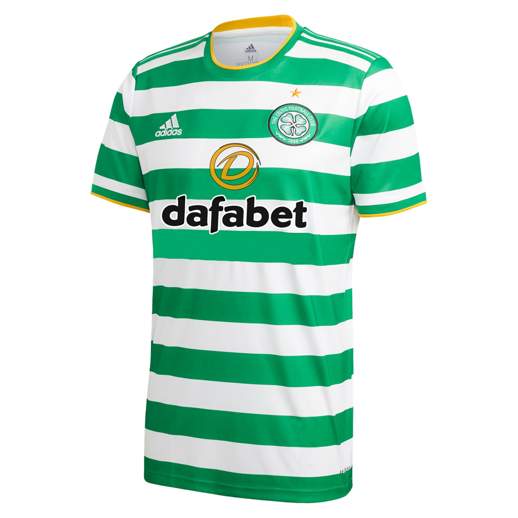 adidas Celtic Home Jersey 20/21
