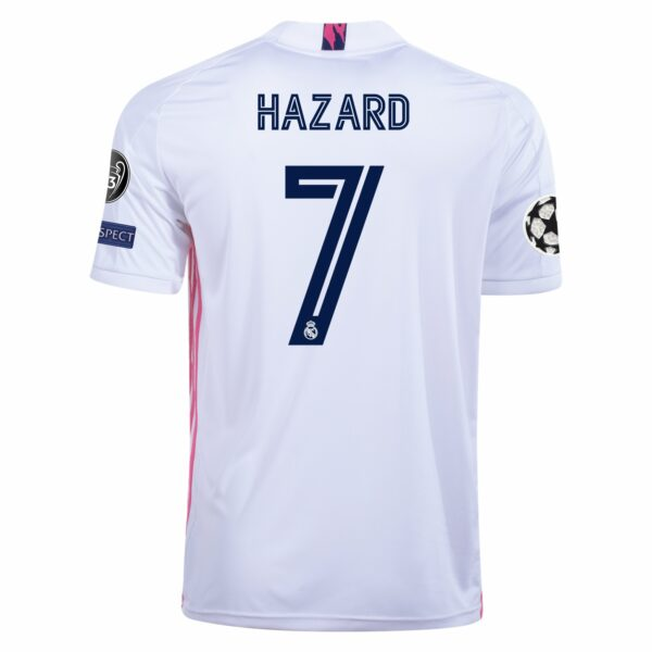 adidas Eden Hazard Real Madrid Home Jersey 20/21