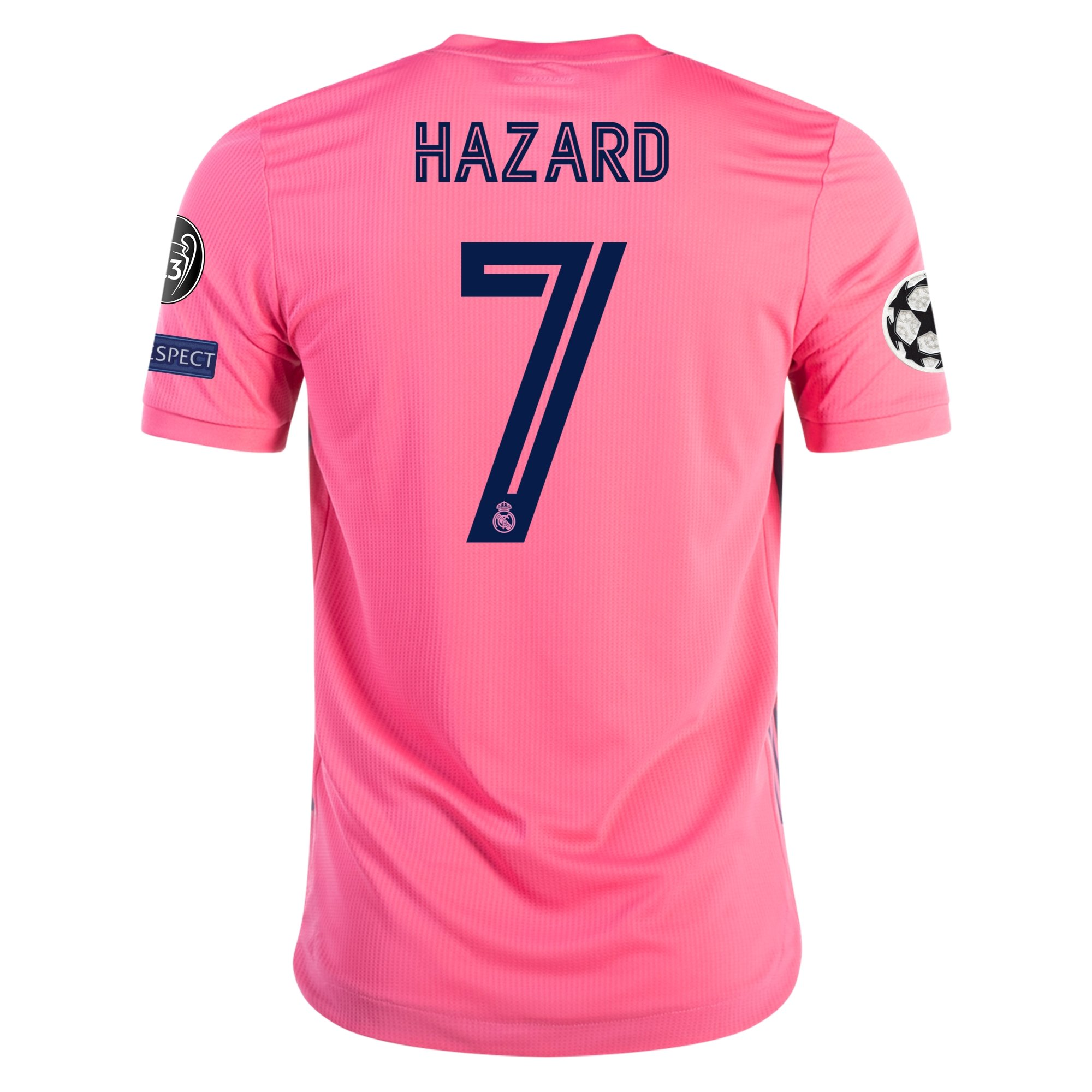 adidas Replica Eden Hazard Real Madrid Away Jersey 20/21