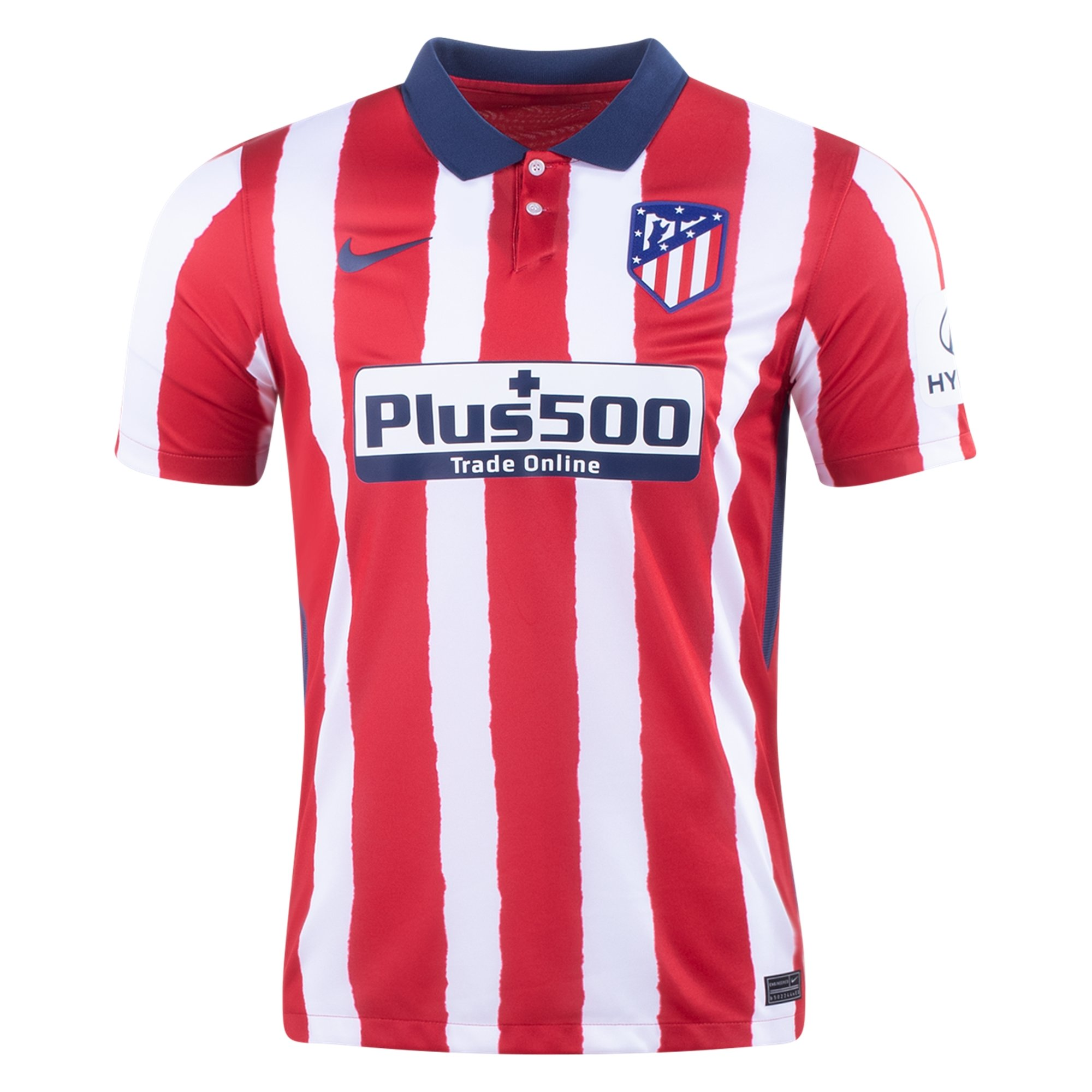 Nike Replica Atletico Madrid Home Jersey 20/21