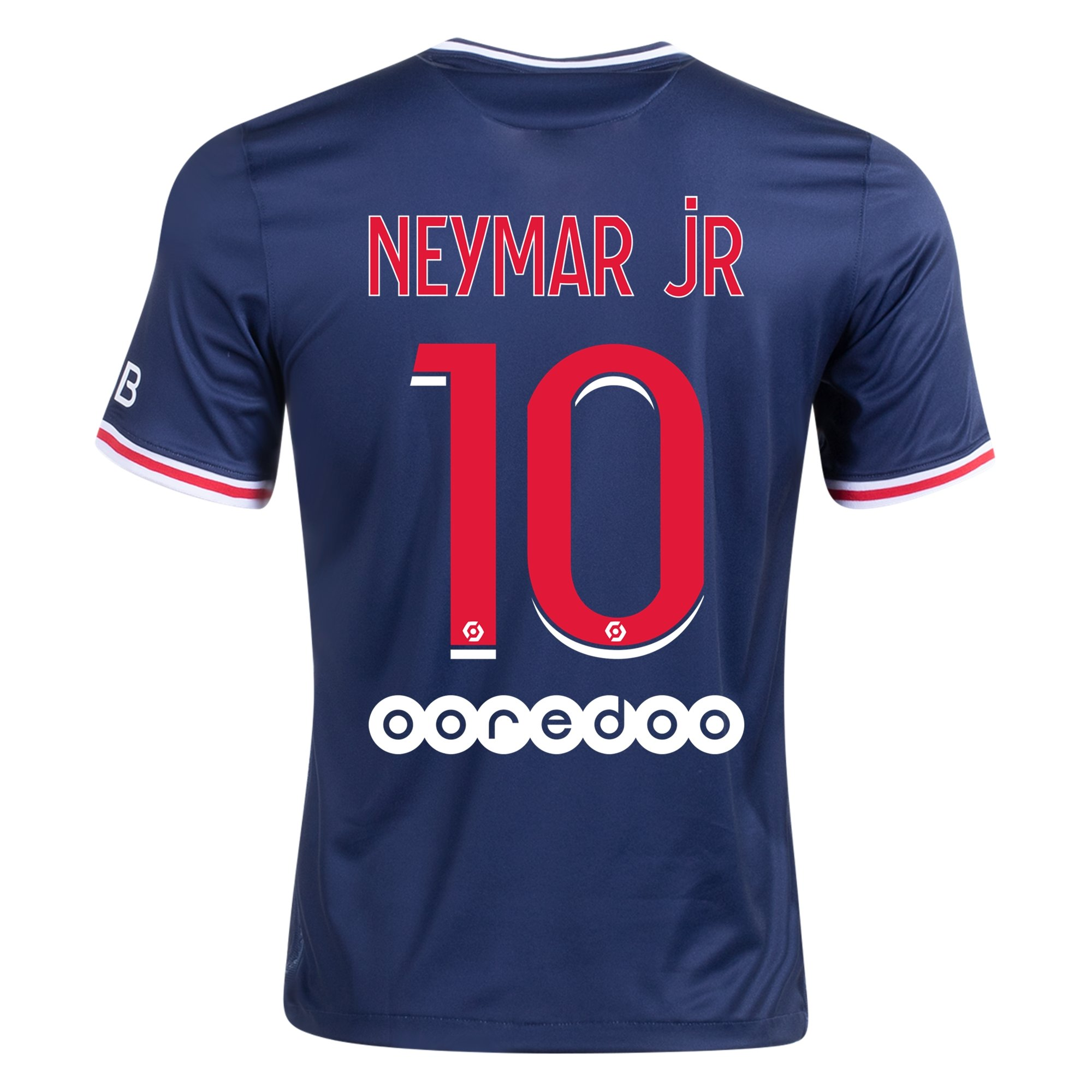 Nike Replica Neymar Jr.Paris Saint-Germain Home Jersey 20/21