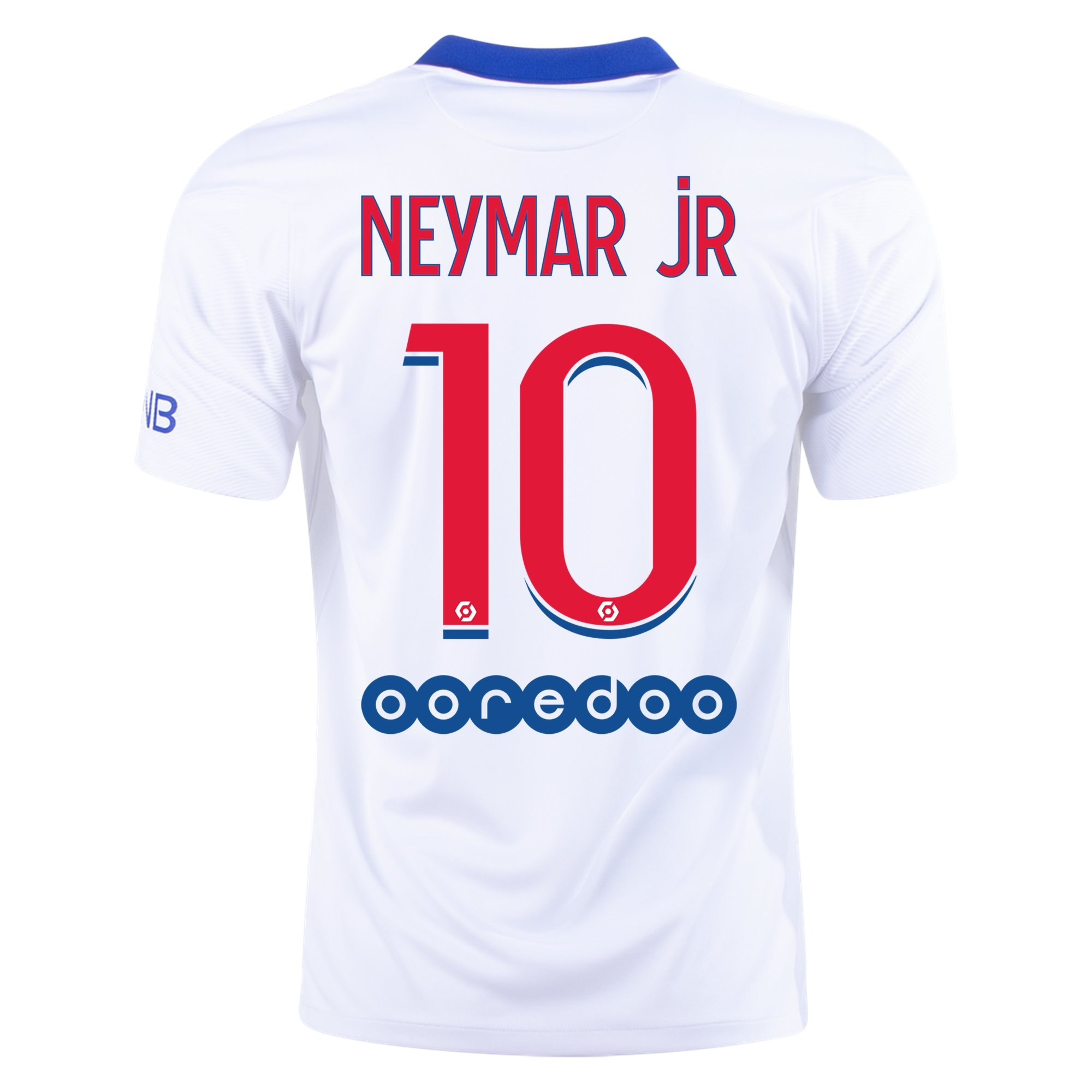 Nike Replica Nike Neymar Jr  Paris Saint-Germain Away Jersey 20/21