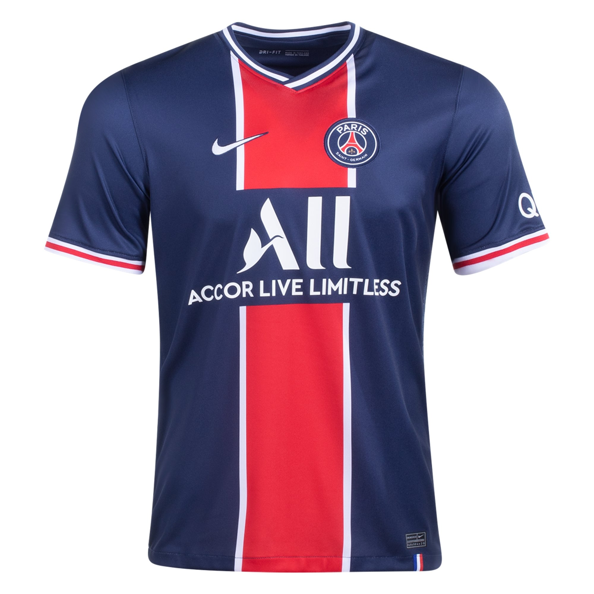 Nike Replica Paris Saint-Germain Home Jersey 20/21