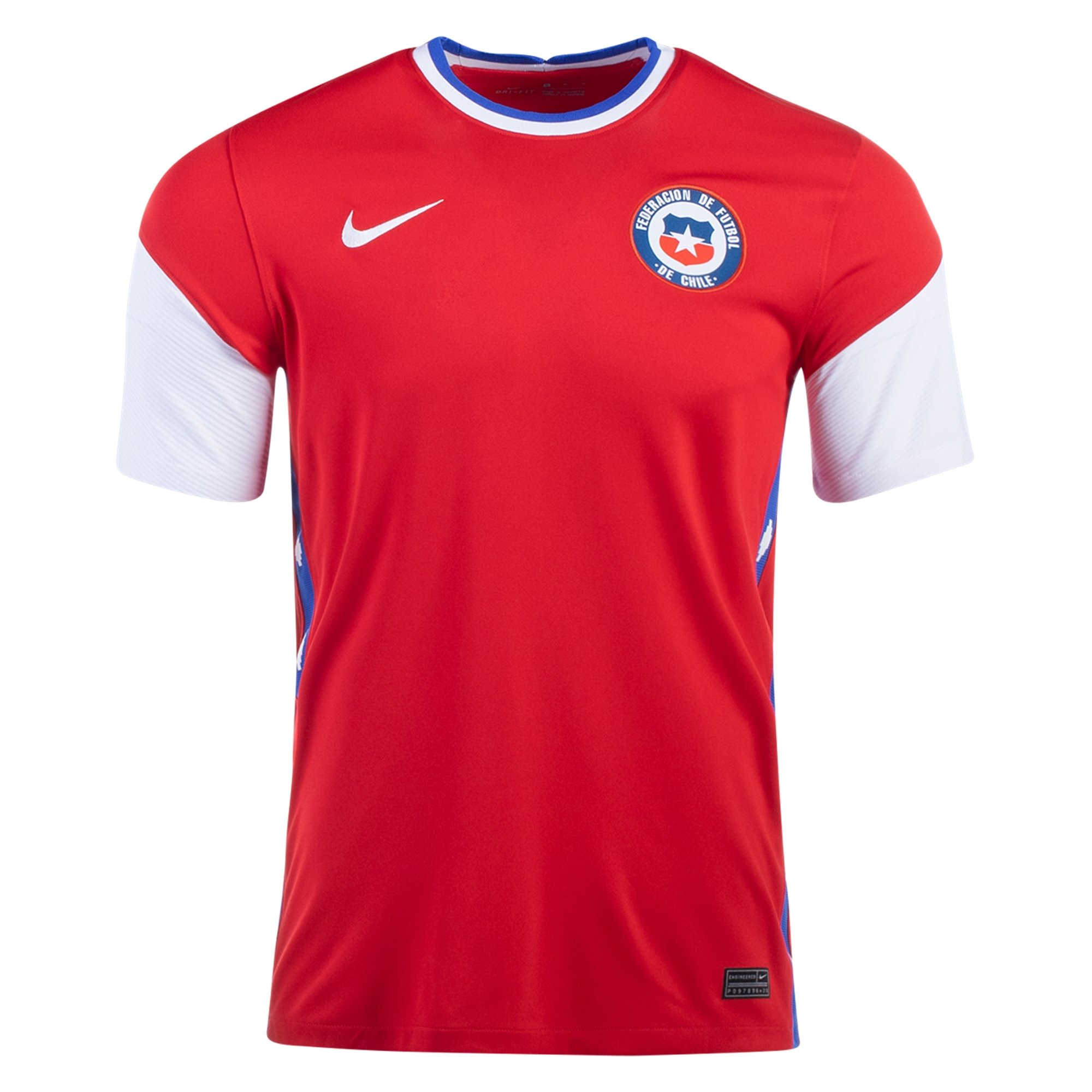 Nike Replica Chile Home Jersey 2020