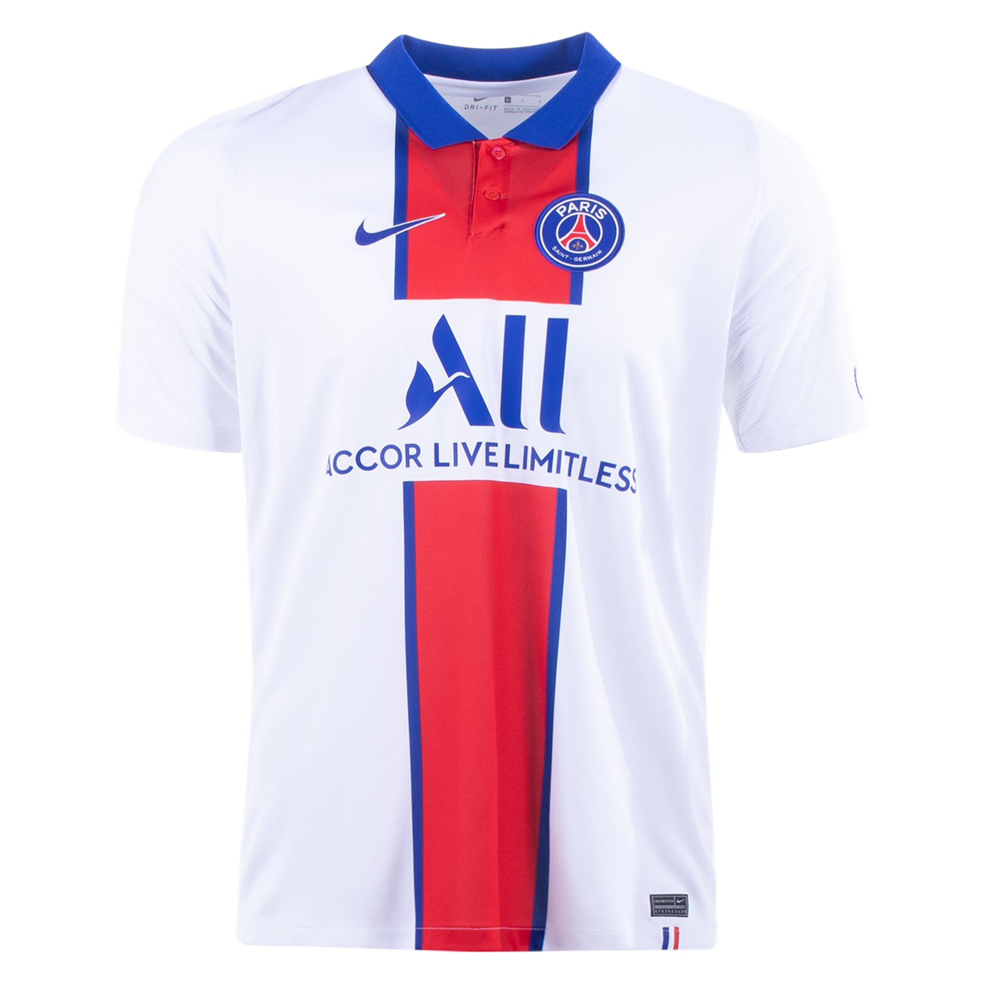 Nike Replica Paris Saint-Germain Away Jersey 20/21