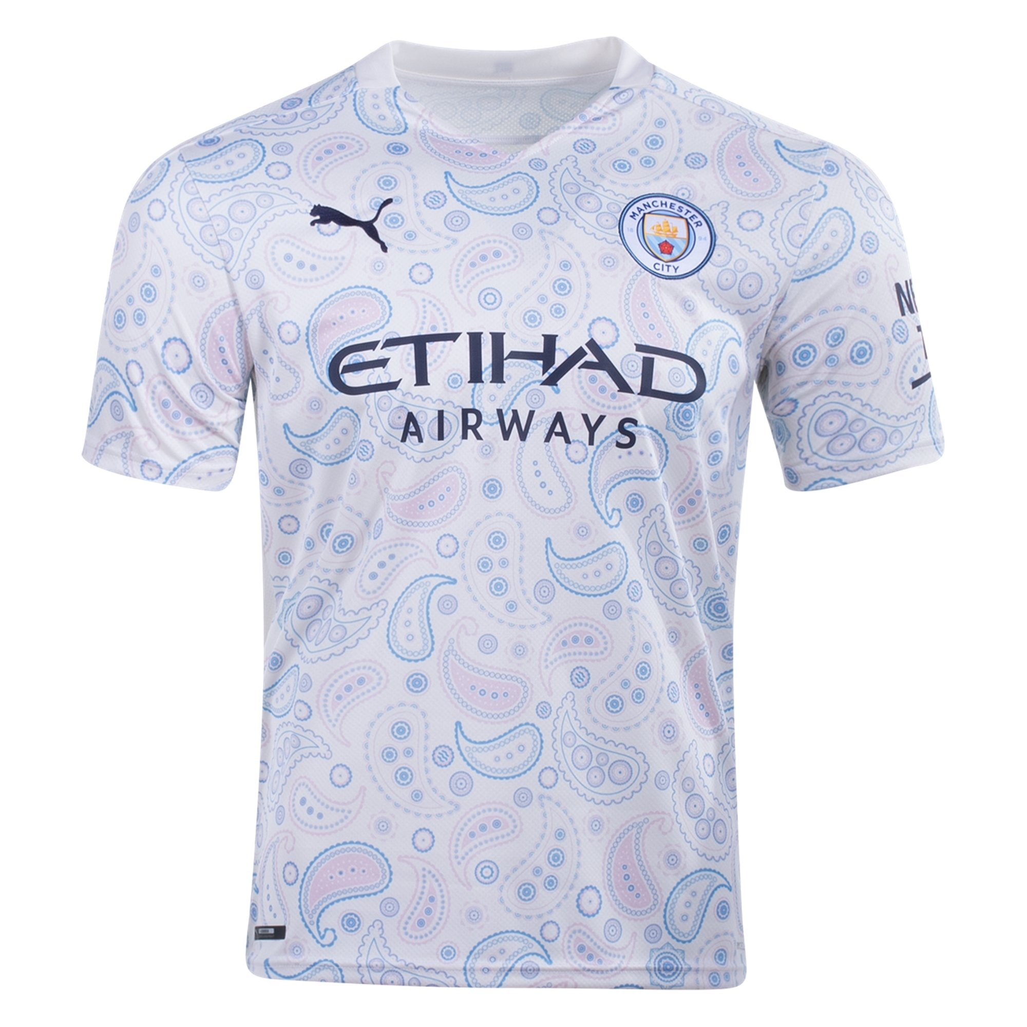 PUMA Replica Manchester City Third Jersey 20/21