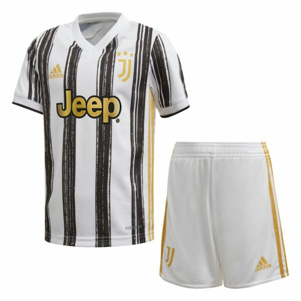 adidas Juventus Home Mini Kit 20/21