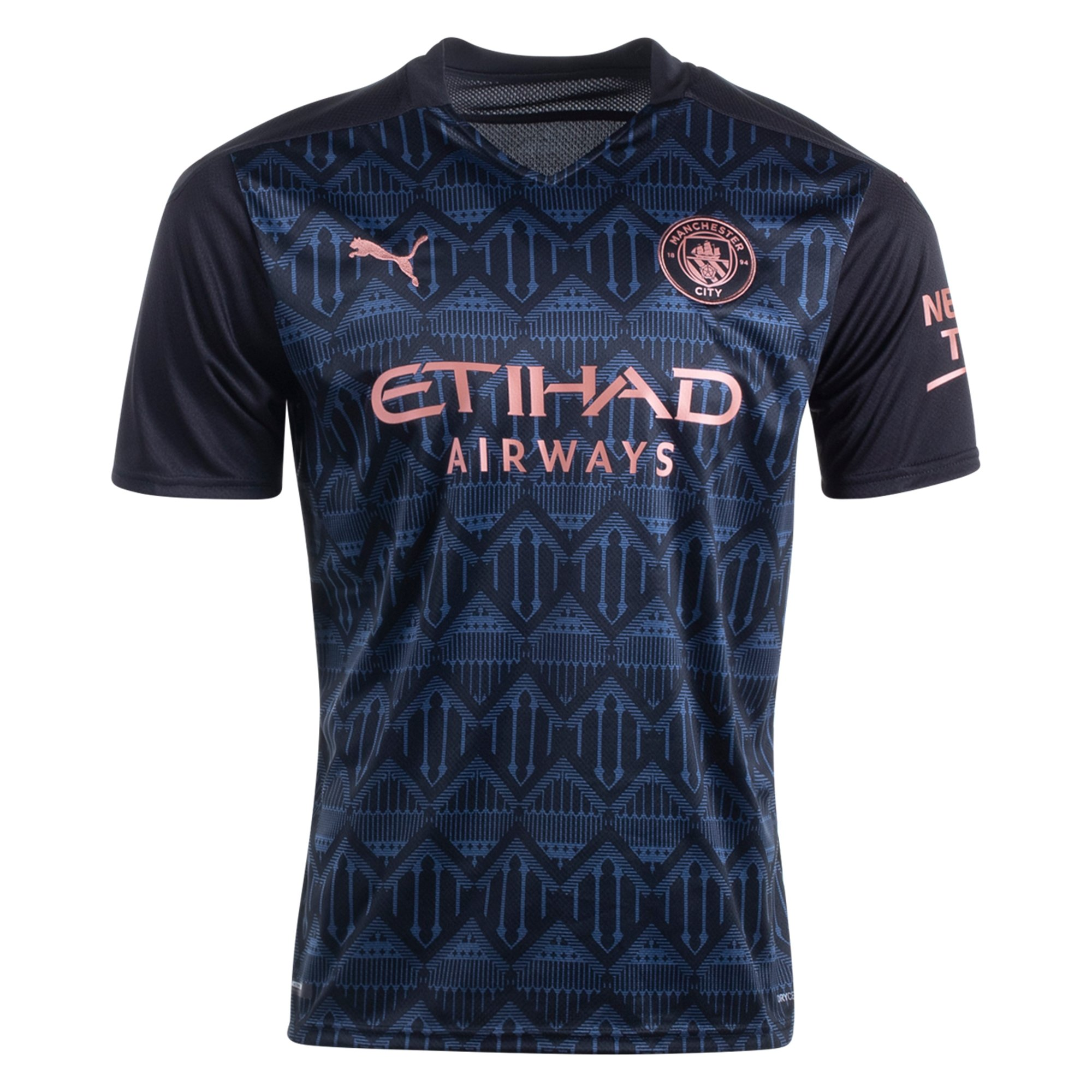 PUMA Replica Manchester City Away Jersey 20/21