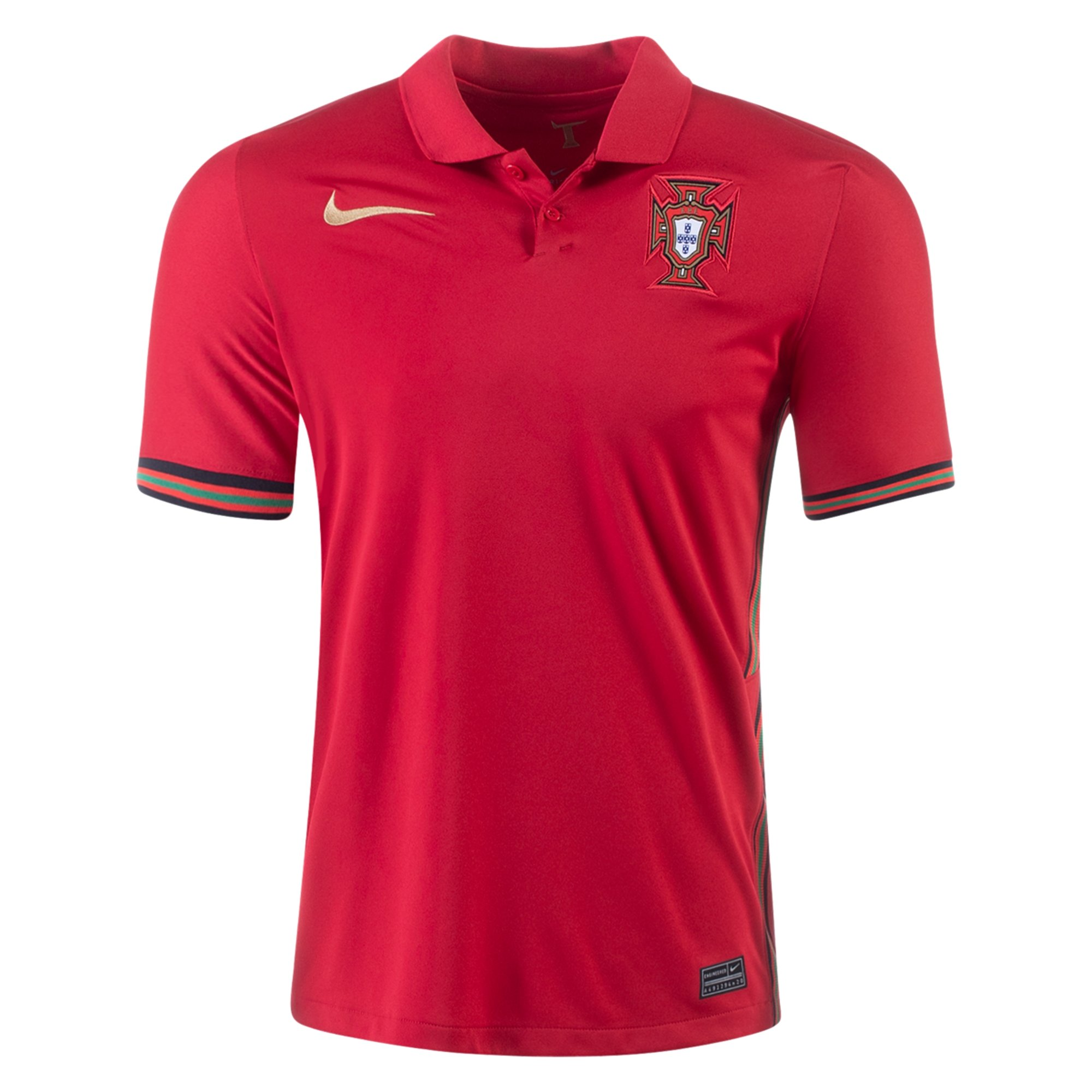 Nike Replica Portugal Home Jersey 2020