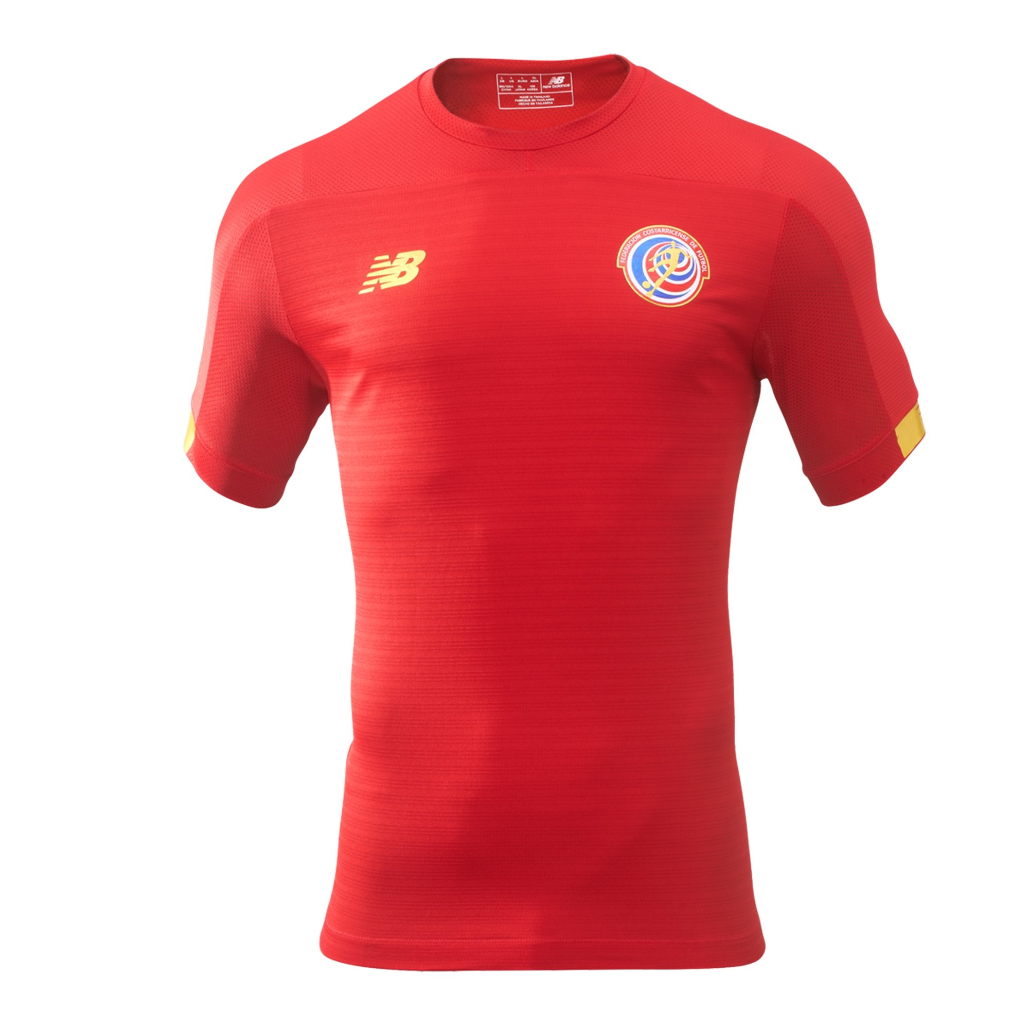 New Balance Costa Rica Home Jersey 2019