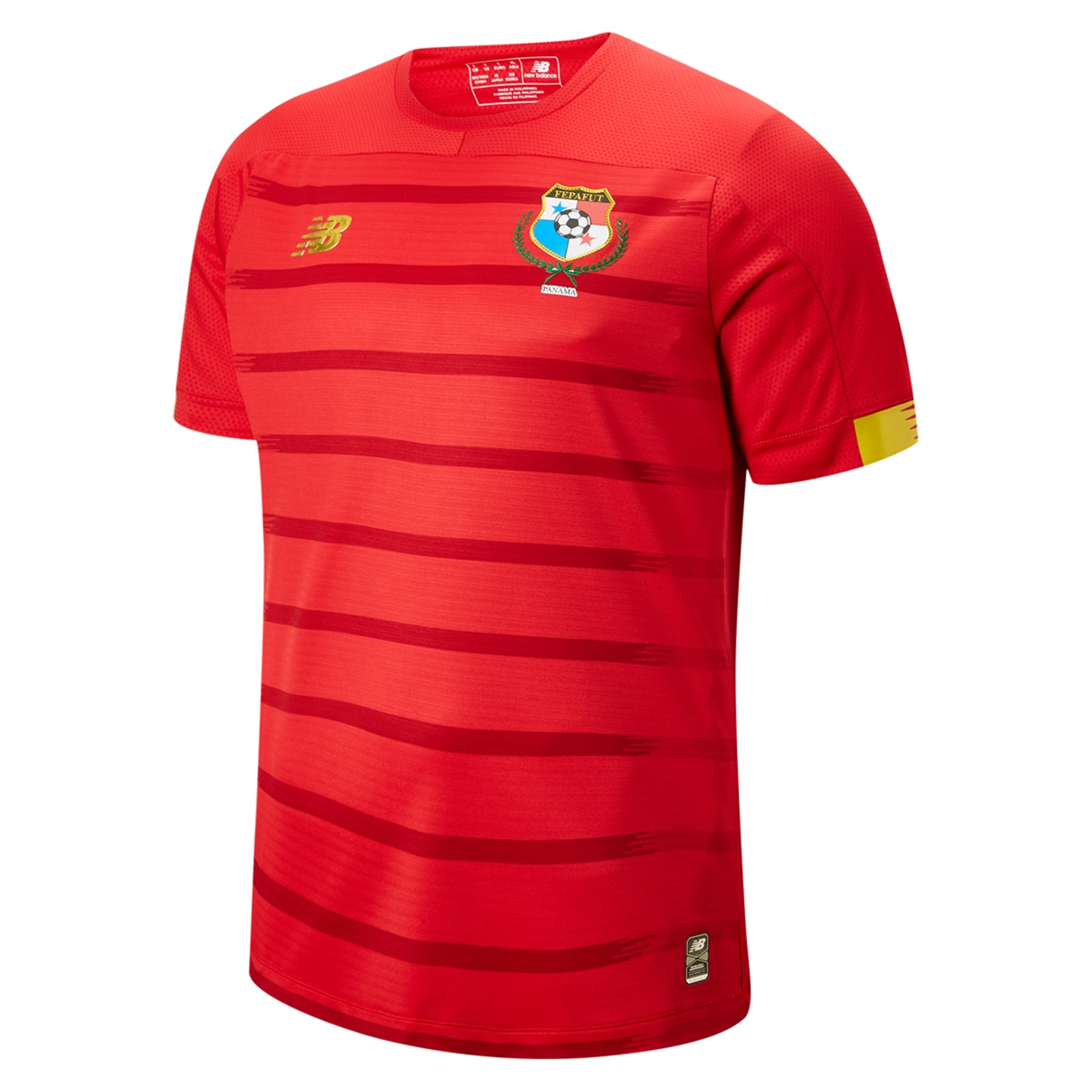 New Balance Panama Home Jersey 2019