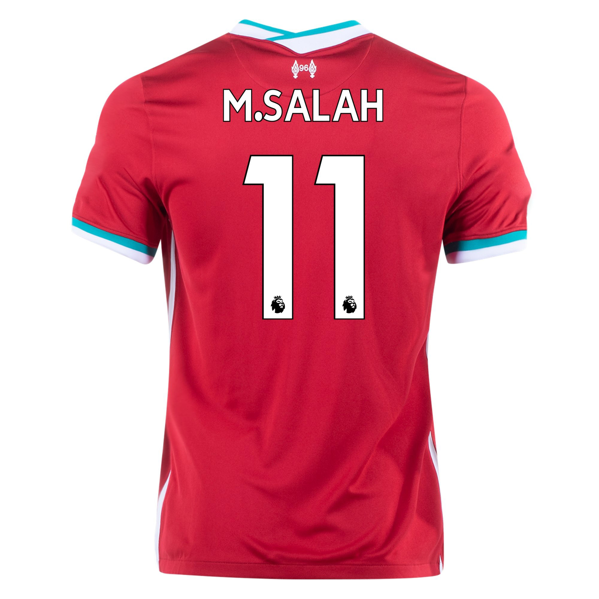 Nike Mohamed Salah Liverpool Home Jersey 20/21