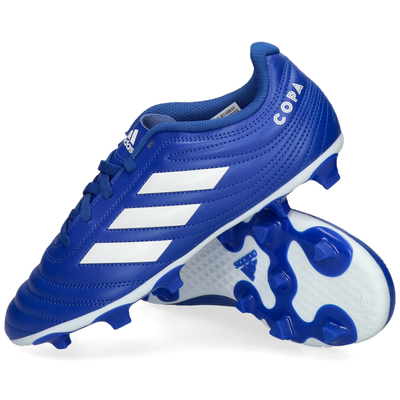 adidas Junior COPA 20.4 FG Royal Blue
