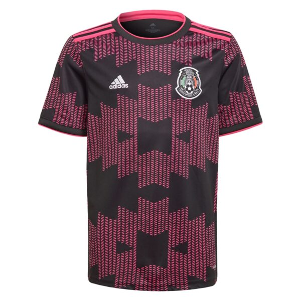 adidas Mexico Youth Home Jersey 2021/22