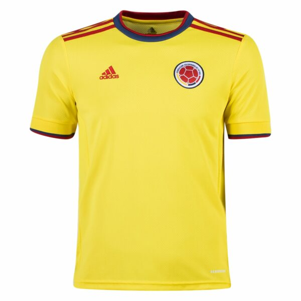adidas Colombia Youth Home Jersey 2021/22
