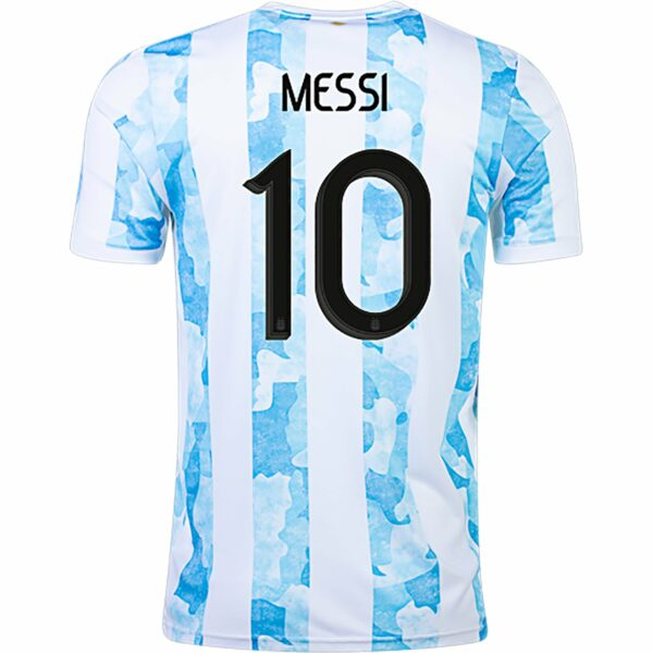 adidas Lionel Messi Argentina Home Jersey 2021-22